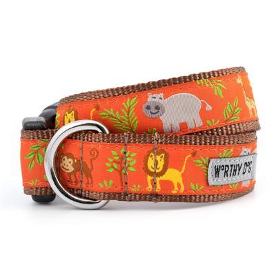 Zoofari Collar & Lead Collection