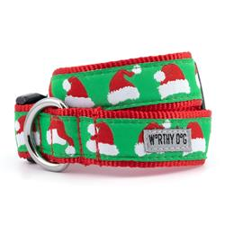 Santa Hats Collar & Lead Collection