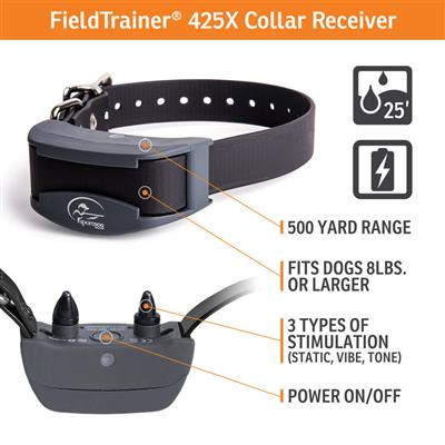 SportDOG Brand® FieldTrainer® X-Series 425