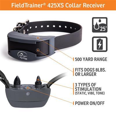 SportDOG Brand® FieldTrainer® X-Series 425S