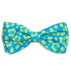 Aloha Turq Bow Tie