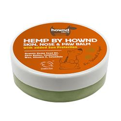 Hemp by Hownd Skin, Nose and Paw Balm with Sun Protection - 1.7 oz. (50 g)