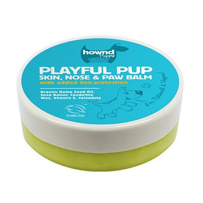 Playful Pup Skin, Nose, and Paw Balm with Sun Protection - 1.7 oz. (50 g)
