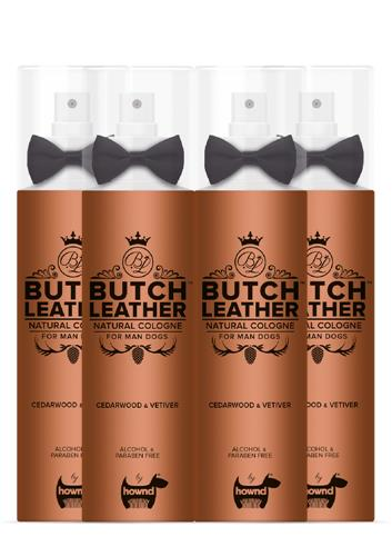 Butch Leather Cologne For Man Dogs - 8.5 oz. (250 ML)