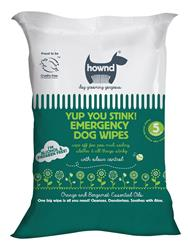 Yup You Stink! Antibacterial Emergency Dog Wipes