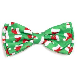 Santa Hats Bow Tie