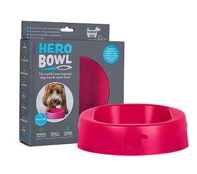 Hownd HERO Dog Bowl - The World's Most Hygienic Dog Bowls