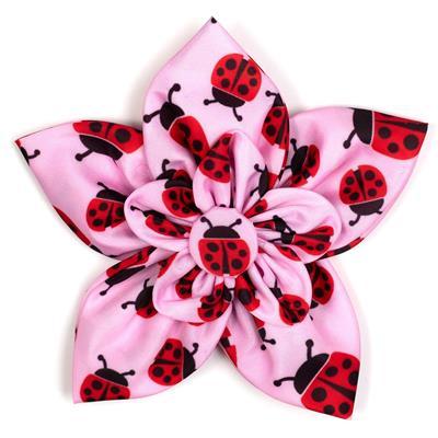 Ladybugs Flower