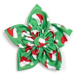 Santa Hats Flower