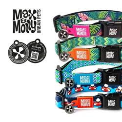Max & Molly Collar & Leash Collection 2021