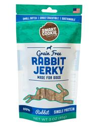 Rabbit Jerky Strips, 3oz