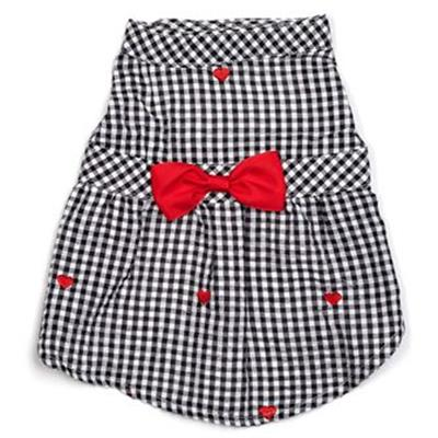 Gingham Hearts Dress