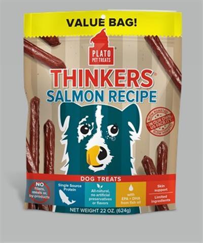 Plato Thinkers Salmon Sticks