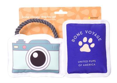 Pearhead Travel Buddy Pet Toys