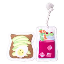 Pearhead Bottoms Up Brunch Set Pet Toys