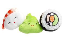 Sushi Bento Set Pet Toys