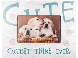 "Cutest Thing Ever7.5"" x 9.5"" Horizontal Picture Frame"