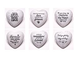 Inspirational Stone Paperweight Assortment - includes 2 each of 6 designs