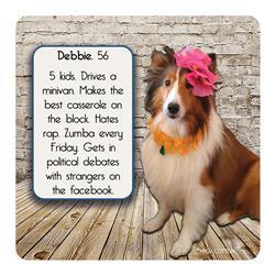 Debbie, 56 - Dog Dating Coaster