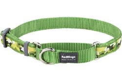 Camouflage Green - Martingale Collar