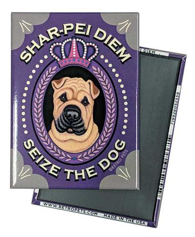 Shar-Pei Diem MAGNETS