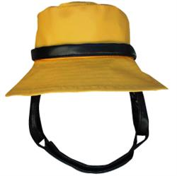 VINYL FISHERMAN HAT / YELLOW