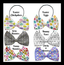 Easter Collection Pet Bow Ties