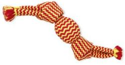 """Mammoth Pet Products Candy Wraps w/ 2 Squeaker Balls 25"""""""