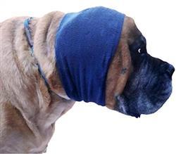 Happy Hoodie Navy XL Happy Hoodie- Grooming Hood for Dogs