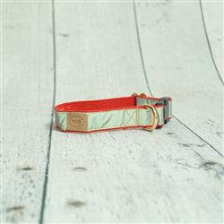 "1"" Red Reflective Collars and Leads"