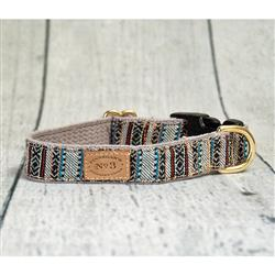 "1"" Indie Check Collars and Leads"