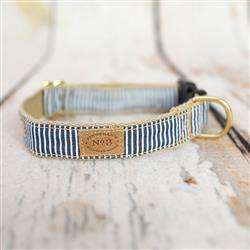 """1"""" Engineer Stripe Collars and Leads"""
