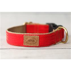 Cadet Red Collars and Leads