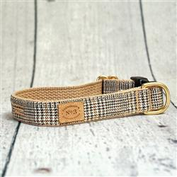 "1"" Houndstooth Collars and Leads"