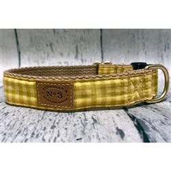 """1"""" Organic Haystack Collars and Leads"""
