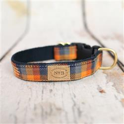 "1"" Dapper Plaid Collars and Leads"