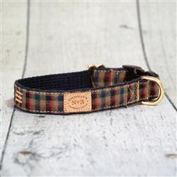 Duncan Plaid Collars and Leads
