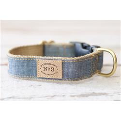 Chambray Collars, Leads, and Harnesses