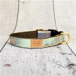 "1"" Olive Reflective Collars and Leads"