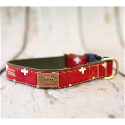 """1"""" Cross Collars and Leads"""