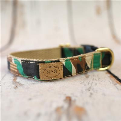 Camouflage Collars and Leads