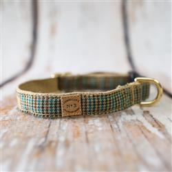 Watson Houndstooth Collars, Leads, and Harnesses