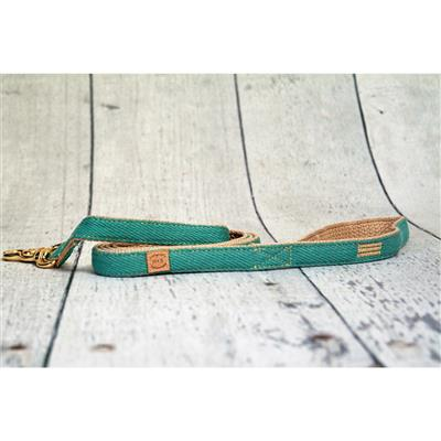 Turquoise Serape Stripe Collars, Leads, and Harnesses