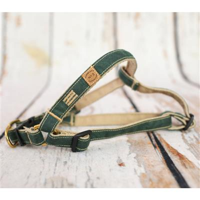 Hunter Waxed Cotton Collars, Leads, and Harnesses