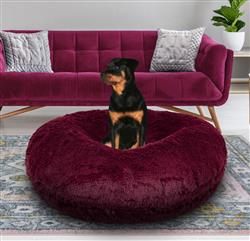 Bagel Bed -  Rosewood or Customize your Own