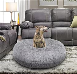 Bagel Bed - Siberian Grey  or Customize your Own