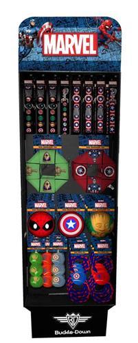 Super Hero Shipper Display