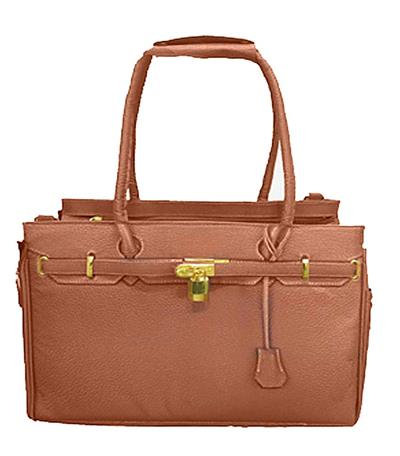 Madison Carrier - Pecan (Small)