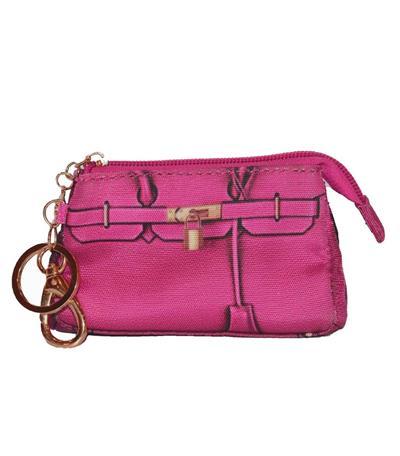 Miles Poop Bag Pouch - Pink