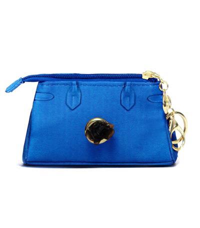 Miles Poop Bag Pouch - Cobalt